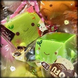Hanari Tofu Squishy Sale ❣️