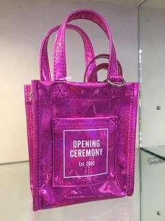 Opening ceremony mini sling bag