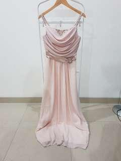 Soft Pink Party Dress