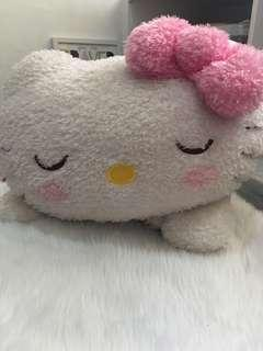 Sleeping Hello Kitty
