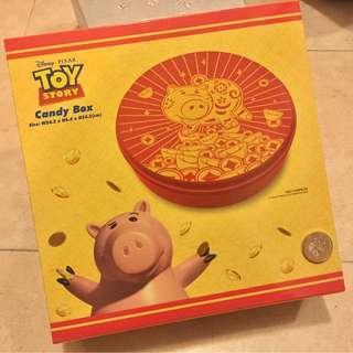 《玩具總動員》邪惡豬排博士(火腿)新年全盒 《TOY Story》