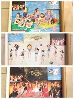 [WTS] TWICE SUMMER NIGHTS OFFICIAL POSTER