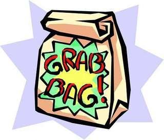 Clothes grab bag