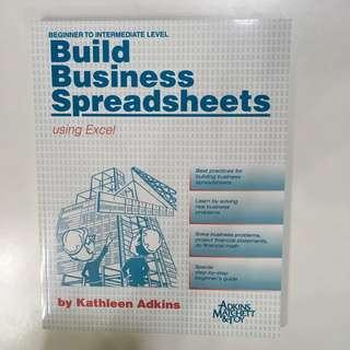 [BN] Build Business Spreadsheets