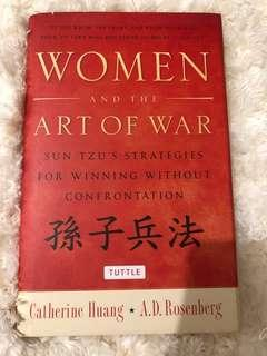 Women and the art of war (buku import)