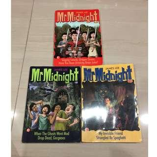Mr Midnight Collection