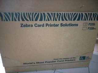 Zebra P330i ID Card USB Thermal Printer