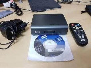 Western Digital WDTV Live HD Media Player