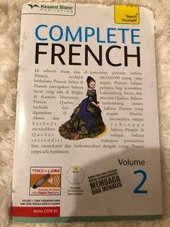 Complete French (keisant blanc)