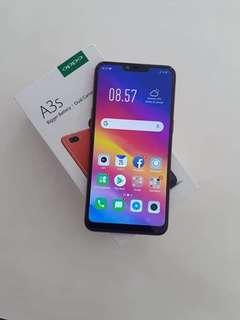 Authentic Oppo A3s still under warranty