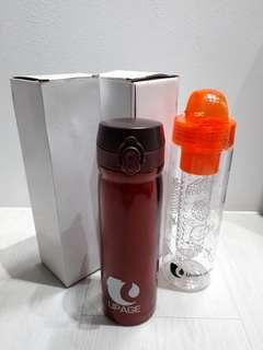 Infuse Water Bottle & Thermal Flask