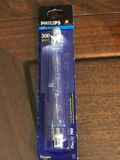 Philips halotone 300 watts