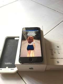 Original iphone 6s 64GB fullset