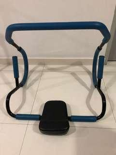 Gym equipment for abs