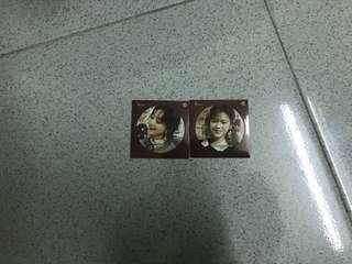 Twice the year of yes sticker