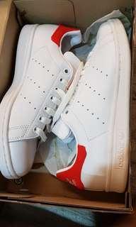 🚚 Adidas Stan Smith White/Red