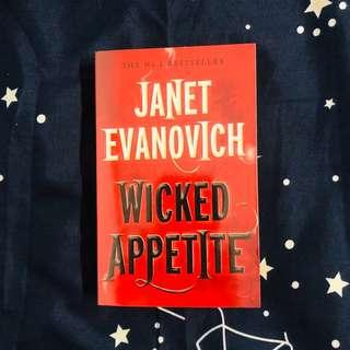 English Novel - Wicked Appetite by Janet Evanovich