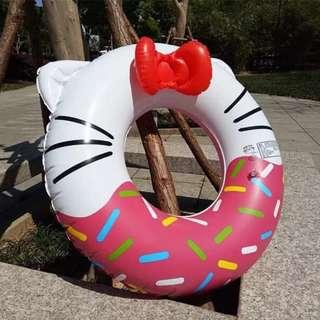 Donut swimming ring (without handle)