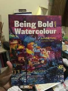 Being Bold with Watercolor