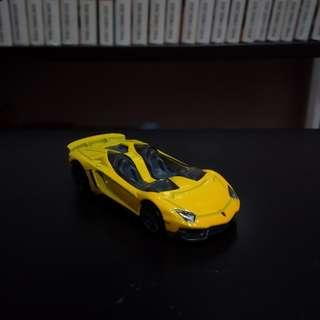 Hot wheels Lamborghini Aventador J #MFEB20