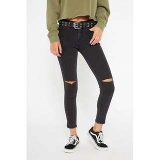 Factorie Mid Waist Jeans