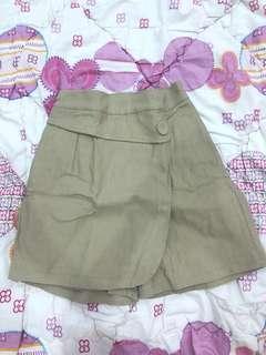 Brown Short pants