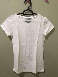 (Preloved) slim fit shirt