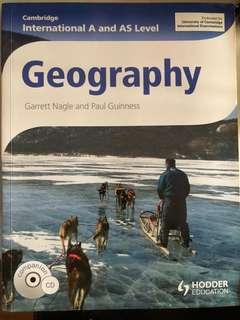 Cambridge International A and AS Level Geography - Garrett Nagle and Paul Guinness