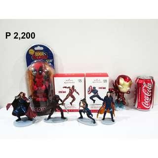 Marvel Assorted Set Bargain Sale!