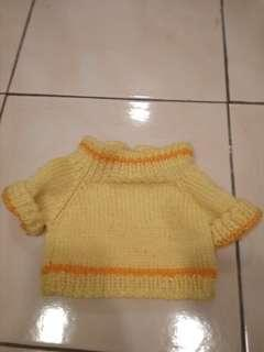 Yellow color I ♥️ M sweater