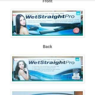 JML Wet straight pro