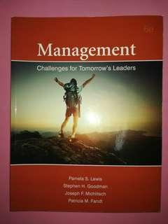 Management Challenges for Tomorrow's Leader (Sixth Edition)