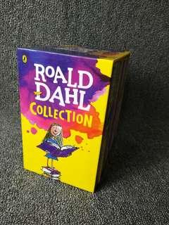 Roald Dahl's collection 15 volumes for $62
