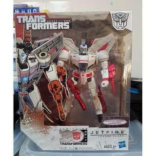BIB Leader Class : Transformers Generation Jetfire