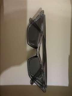 (New) grey vintage glasses
