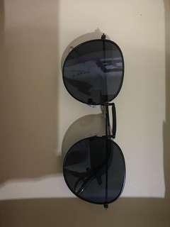 (New) black vintage glasses