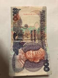 Malaysia RM $100