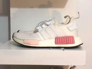 adidas NMD R2 White Pink
