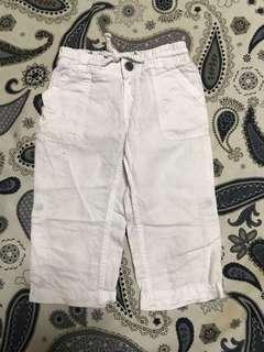 h&m linen pants