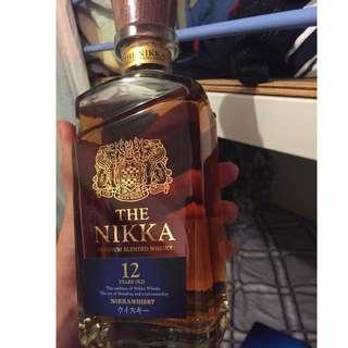 Nikka Whisky The Nikka 12 Year Old Whisky