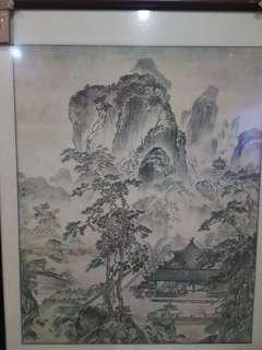 Old Chinese Painting 2