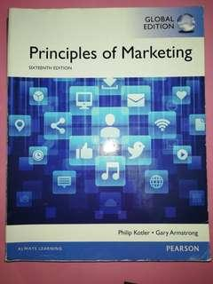 Principles of Marketing (Sixteenth Edition)