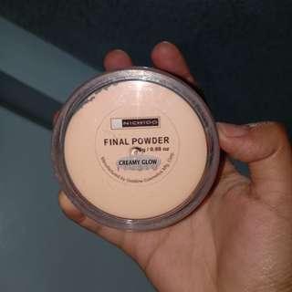 Nichido Final Powder