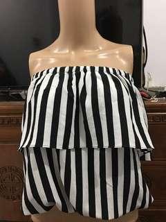 Stripes Sabrina