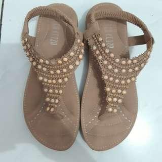 Sepatu sandal peter keiza