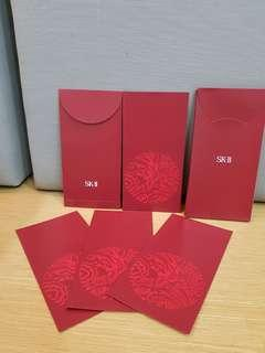 SKII Ang Pow Packets collection
