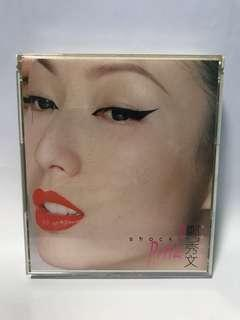 鄭秀文CD 螢光粉紅 shocking pink