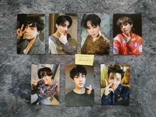WTS Official Army Bomb Ver 3 Photocards