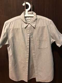 UNIQLO Teal Polo Shirt (Medium)