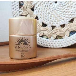 Anessa Perfect UV Sunscreen Skincare Milk SPF 50+ PA++++ Sample (12 mL)